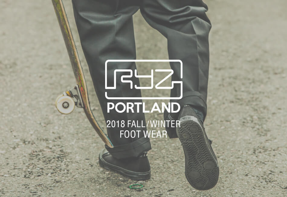 2018FALL/WINTER FOOTWEAR