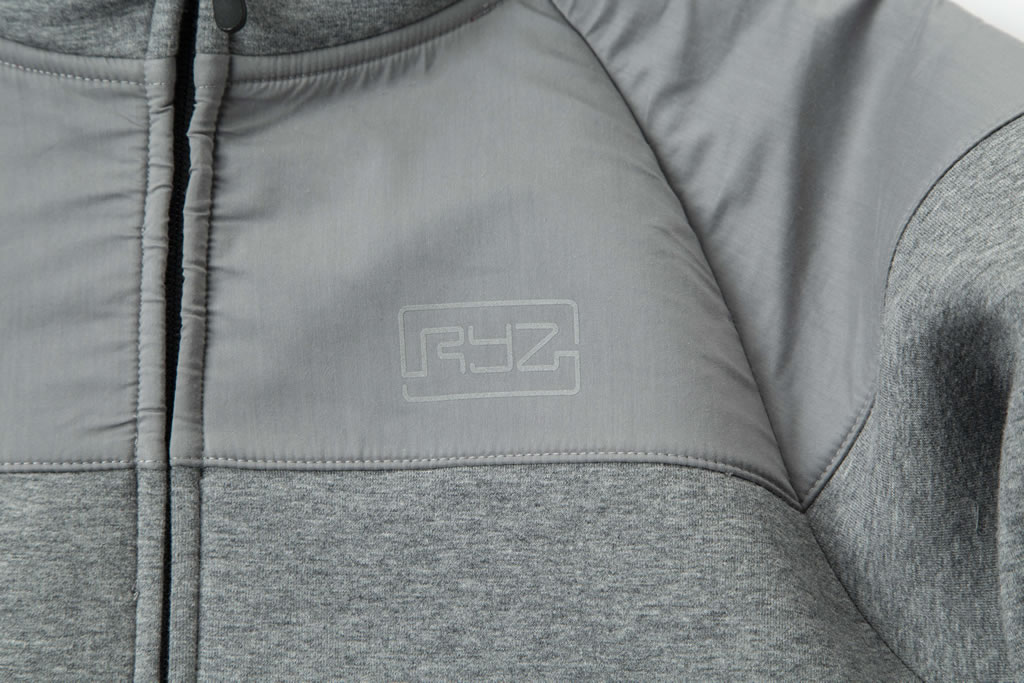 MOBILITY ZIP PARKA GRY