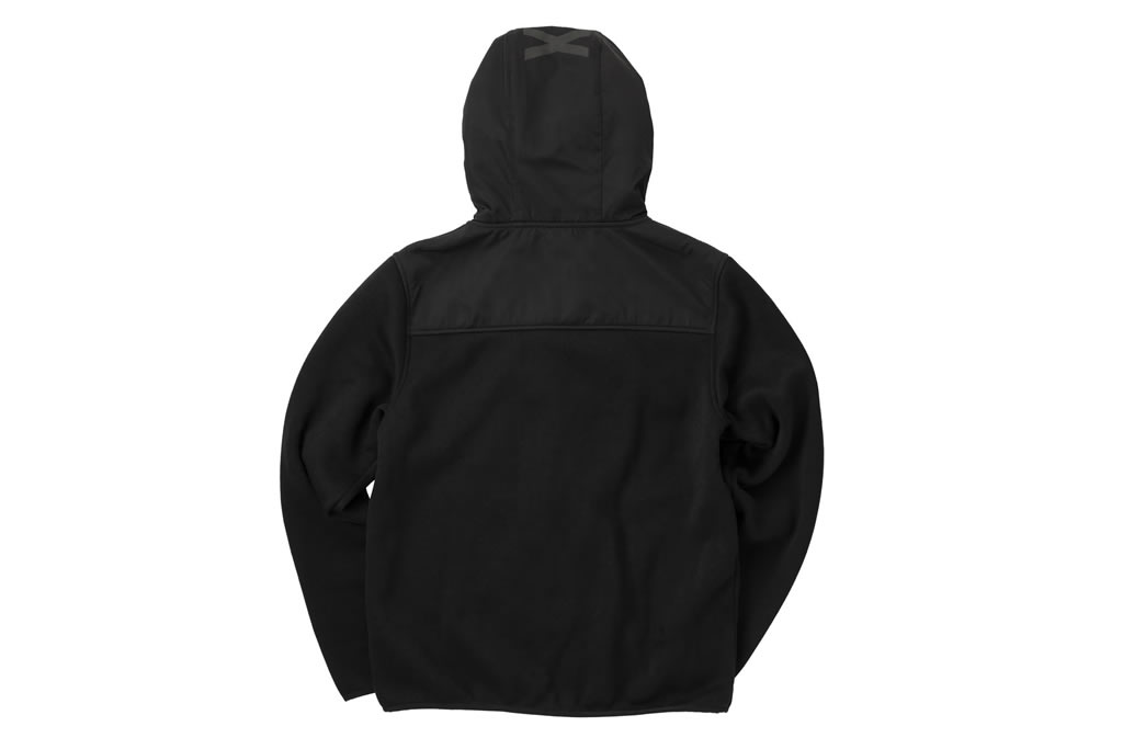 MOBILITY KNIT ZIP BLK